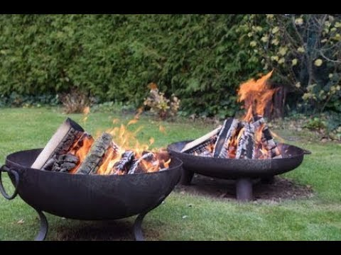 Feuerschale - 3 Schalen im Test