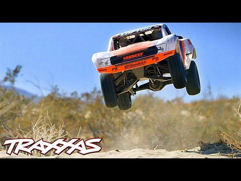 Real Desert Racing In Pro-Scale | Unlimited Desert Racer