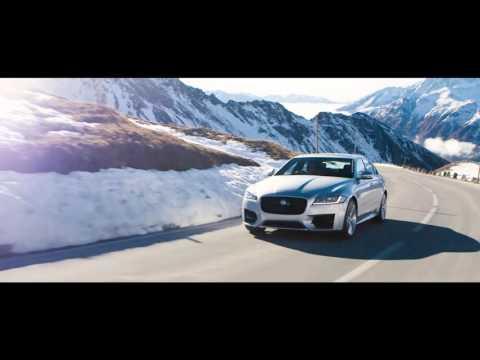 All-New Jaguar XF | Diesel All-Wheel Drive