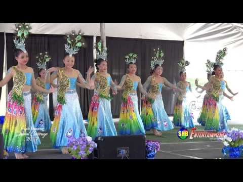 SUAB HMONG ENTERTAINMENT:  Star Light - Dancing Competition R2 - 2017 Hmong Wausau Festival