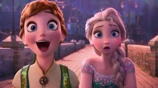 Frozen Kraina Lodu Caly Film Operacje W Szpitalu Z Anną I Elsą gry  dzieci i dziewczynek rozgrywka