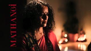 MATHANGI | Hamsika Iyer | Sindhu Rajaramji | Kadri Manikanth | Muthuswami Dikshitar| Video Song |