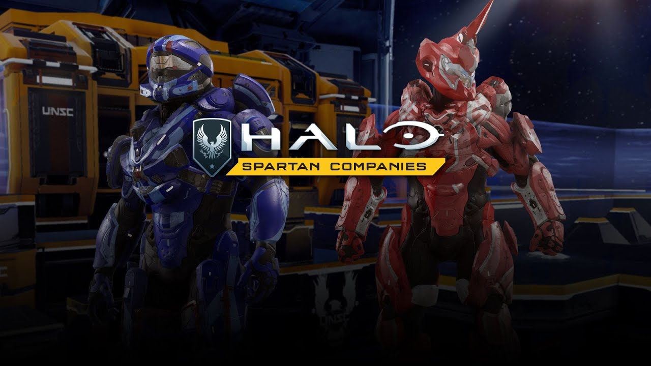 Video forHalo 5: Guardians – Announcing Spartan Companies