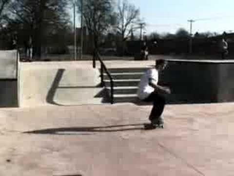 Anderson Skate Park Montage