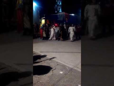 Los 12 pares de Francia (los moros)San Miguel Canoa Puebla!!!