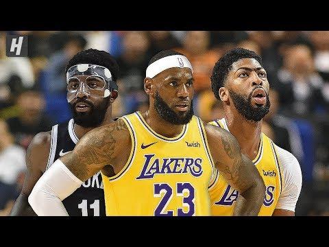Los Angeles Lakers vs Brooklyn Nets - Full Game Highlights | October 10, 2019 | 2019 NBA Preseason