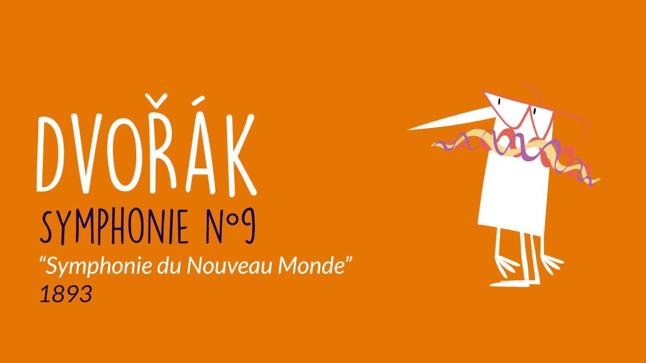 """Symphonie n° 9, """"Symphonie du Nouveau Monde"""""""