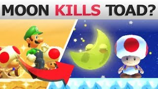 Can the Moon KILL the Sun? | Super Mario Maker 2 - SKELUX