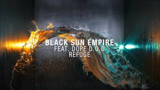"NEW ALBUM Black Sun Empire OUT NOW CHECK OUR FEATURE ON ""REFUGE"""