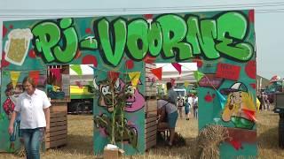 Oogstdag in Tinte – 70 jaar Plattelandsjongeren Euro-Delta Voorne