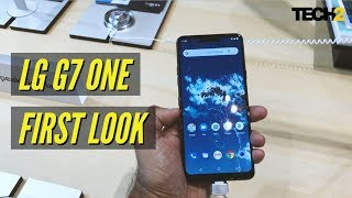 LG G7 One First Look | IFA 2018