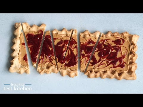 Peanut Butter and Jelly Bars – From the Test Kitchen