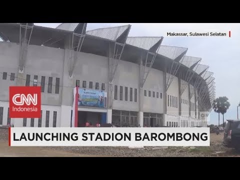 Barombong Stadium, Stadion Berkelas Internasional Milik PSM Makassar