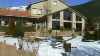 preview picture of video 'Hivern Cadi Vacances camping bungalows'