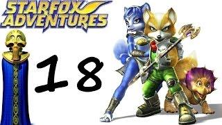 Star Fox Adventures - Walkthrough - Part 18 - Snowhorn Artifact! - Video Youtube
