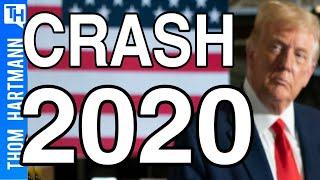 Trump Threatens To Crash Economy If He Loses 2020