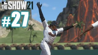 JUNIOR IS BETTER THAN YOU! | MLB The Show 21 | Road to the Show #27