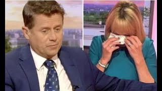 Mike Bushell bids 'special' farewell to Louise Minchin ahead of final BBC Breakfast show