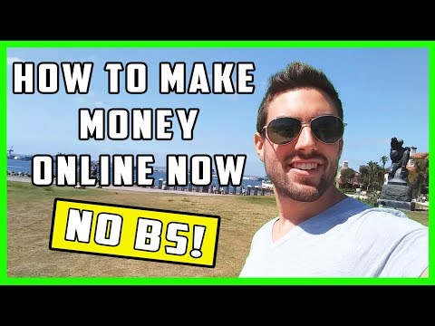How To Make Money Online From Home – BEST Ways Revealed!