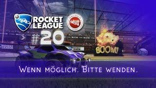 [Livestream Gameplay] Rocket League Rank #020 - Wenn möglich. Bitte wenden.