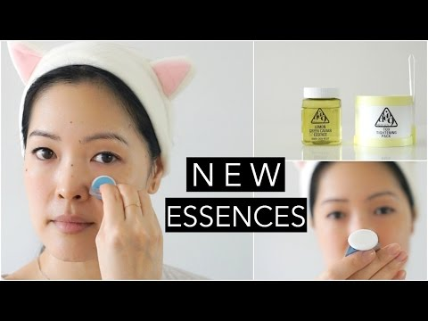 Exfoliating ESSENCES | Review