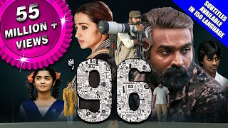 96 (2019) New Released Full Hindi Dubbed Movie | Vijay Sethupathi, Trisha Krishnan, Devadarshini - Download this Video in MP3, M4A, WEBM, MP4, 3GP