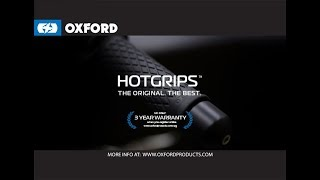 How to fit Oxford Hotgrips
