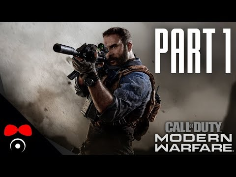 KAPITÁN PRICE! | Call of Duty: Modern Warfare (2019) #1