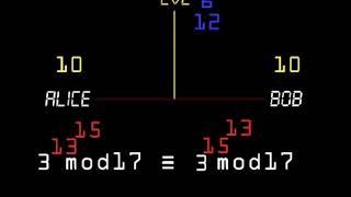 Протокол Ди́ффи— Хе́ллмана| Криптография | Программирование (часть 11)