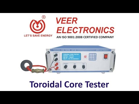 Toroidal Core Tester