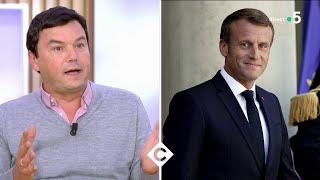 Réforme des retraites : Piketty s'explique - C à Vous - 03/12/2019