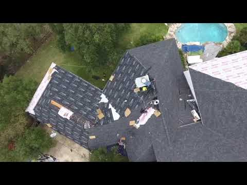 San Antonio Hill Country Roof Replacement