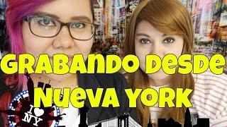 DoubleTrouble TV 251: ¡GRABANDO DESDE NUEVA YORK! [Vlogs de la Vida en Corea] ♥ #DTEC