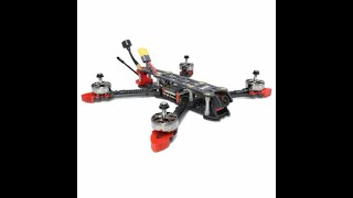 GEPRC MARK4 5 Inch 225mm 4S FPV Racing Drone Freestyle PNP/BNF 2306.5 2450KV SPAN F4 BLheli_S 45A To