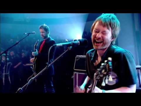 "Radiohead - Weird Fishes/Arpeggi (Live at ""Later... with Jools Holland)"