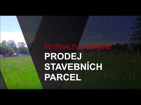 Prodej stavebního pozemku 3288 m2, Petřvald