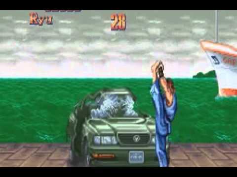 Tony Sinister - Street Fighter