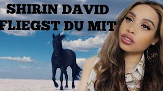 Shirin David   Fliegst Du Mit   Jenny Live Reaction