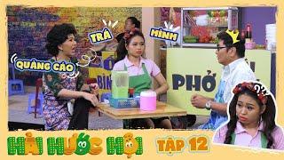 Hài Hước Hội|Tập 12: Quán phở cô chú Lê Lộc lỗ vốn nặng nề vì đổ tiền vào ba cái quảng cáo tào lao