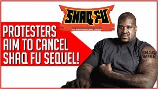 Global Outrage Against Shaq-Fu Sequel?
