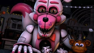 Download FNAF UCN VOICES SFM (Funtime Foxy, Jack-o Chica