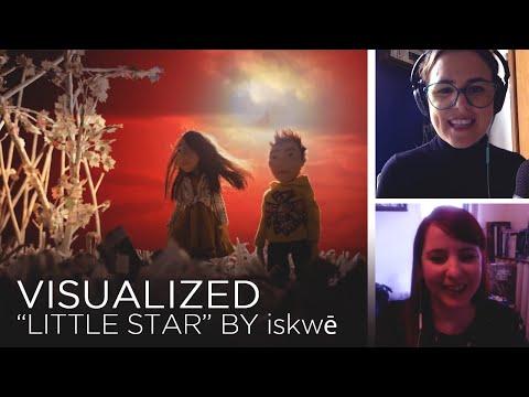 "iskwē's ""Little Star"" music video, explained | Visualized"