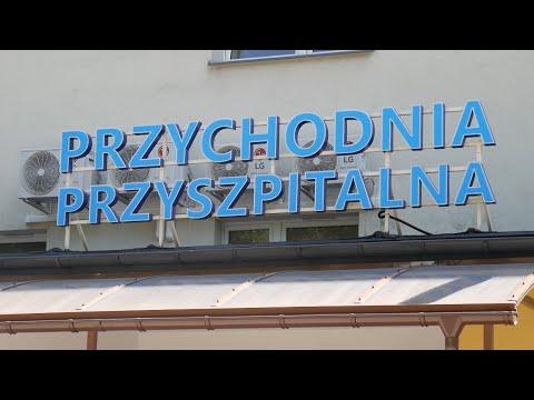 Nowa przychodnia przyszpitalna w Czerwonej Górze