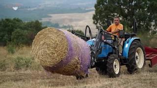 LS Tractors On The Field In Bulgaria (LS трактори на полето)