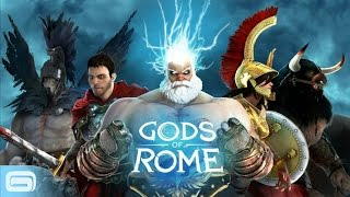 GODS OF ROME : БОГИ АРЕНЫ : ИГРА НА АНДРОИД