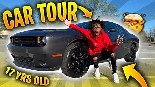 MY CAR TOUR 2020 | WHAT'S IN MY FIRST CAR?!🔥🤯
