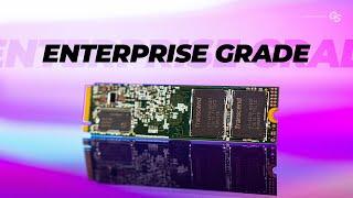 Transcend MTE220S 1TB NVMe M.2: Enterprise Grade?