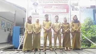 preview picture of video 'Kades dan staff desa sepatin kec.Anggana mengucapkan dirgahayu POLRI '
