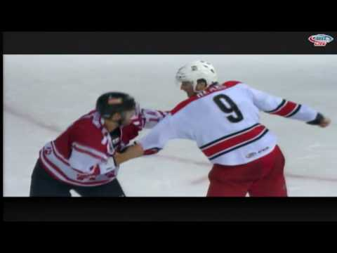Petteri Lindbohm vs. Mitchell Heard