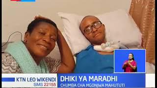 Dhiki ya maradhi : Familia yajitengenezea chumba cha mgonjwa mahututi nyumbani kwao